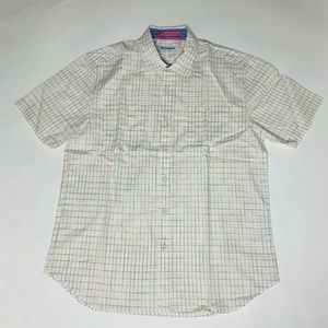 Tommy Bahama Men Camp Shirt Size Medium M Ventana